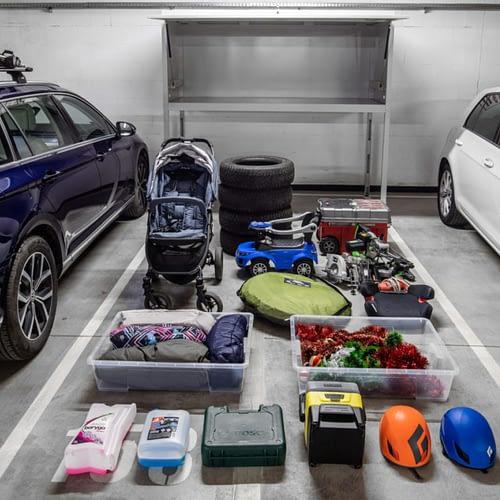 boks garażowy