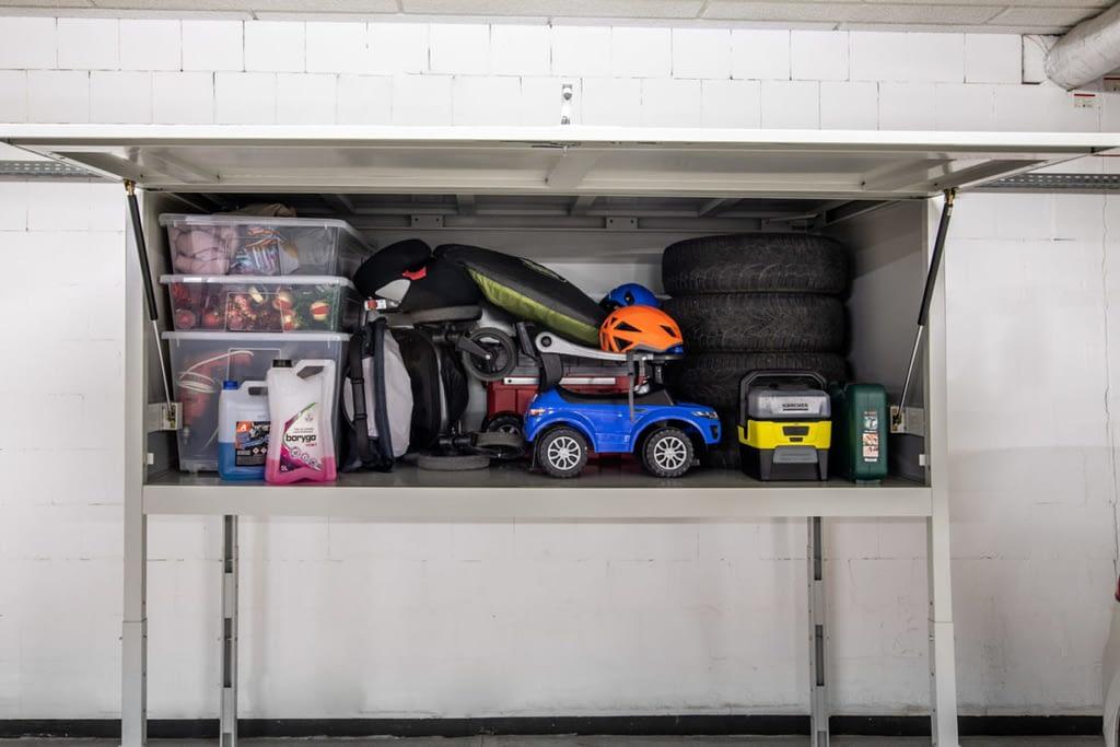 szafy garażowe