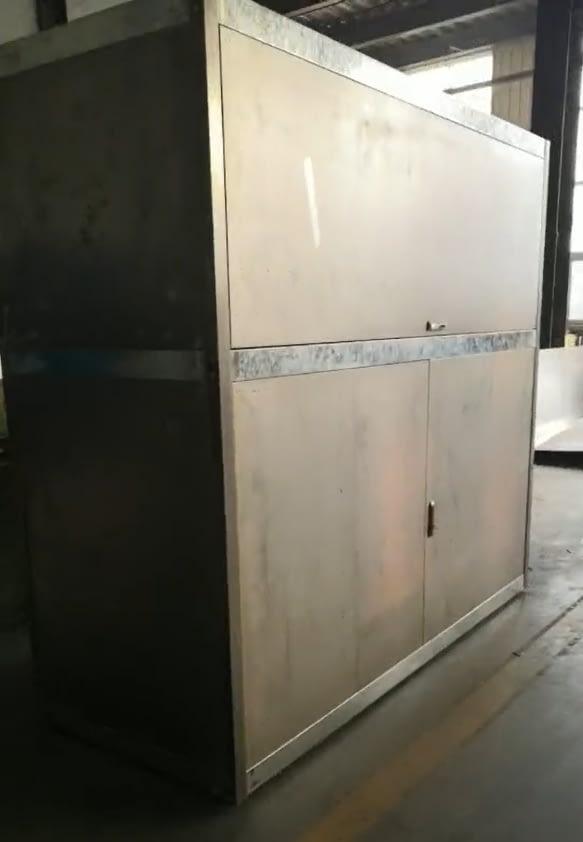 szafa garażowa - nowy model