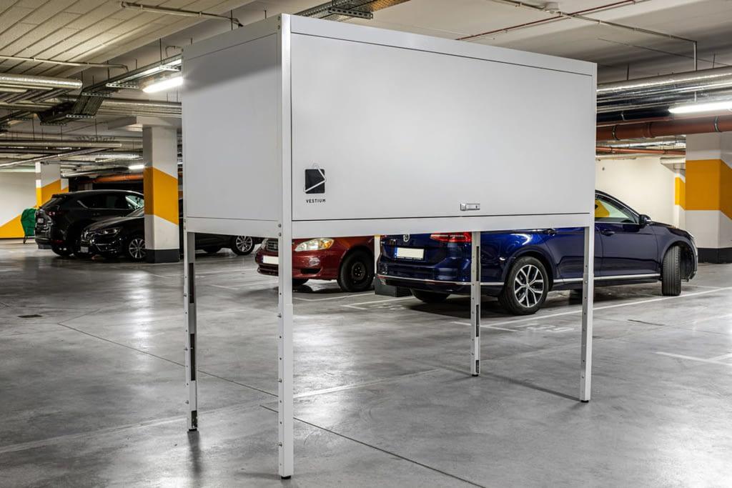 szafa garażowe