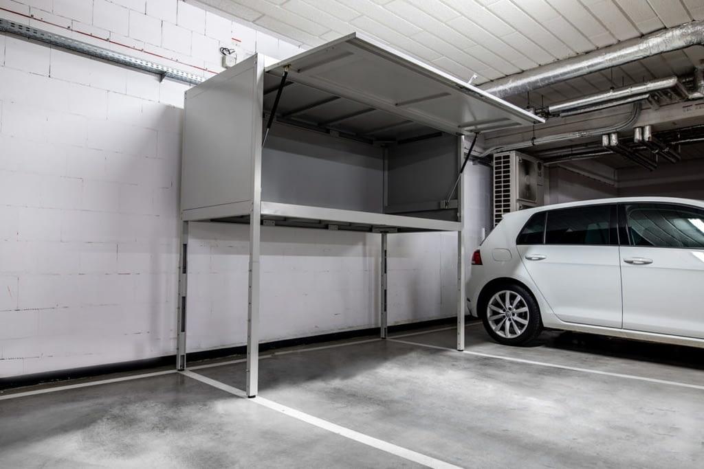 szafy parkingowe